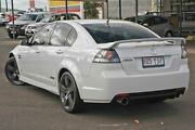 2010 Holden Commodore VE II SS White 6 Speed Manual Sedan Gympie Gympie Area Preview