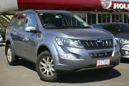 2016 Mahindra XUV500 MY16 W8 Grey 6 Speed Sports Automatic Wagon