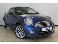 2012 12 MINI COUPE 1.6 COOPER 2DR CHILI PACK 120 BHP