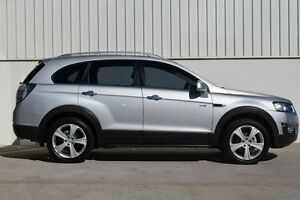2013 Holden Captiva CG MY13 7 LX (4x4) Silver 6 Speed Automatic Wagon South Maitland Maitland Area Preview