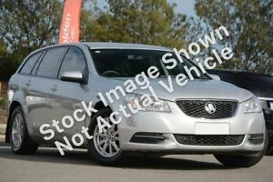 2017 Holden Commodore VF II MY17 Evoke Sportwagon Silver 6 Speed Sports Automatic Wagon Hillcrest Port Adelaide Area Preview