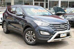 2014 Hyundai Santa Fe DM MY14 Active Blue 6 Speed Sports Automatic Wagon Cheltenham Kingston Area Preview
