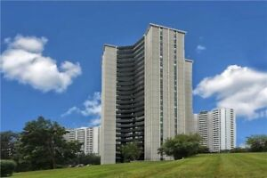 Spacious & Rare, 3 Beds, 2 Baths Unit In A Very Well Managed & R
