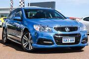 2015 Holden Commodore VF MY15 SV6 Blue 6 Speed Manual Sedan East Rockingham Rockingham Area Preview