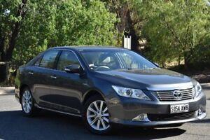 2013 Toyota Aurion GSV50R Prodigy Grey 6 Speed Sports Automatic Sedan St Marys Mitcham Area Preview