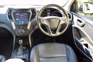 2013 Hyundai Santa Fe AWD Elite White 4 Speed Automatic Wagon