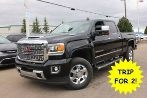 2019 GMC Sierra 3500HD Crew Cab Denali*Duramax*5th Wheel PrepPkg