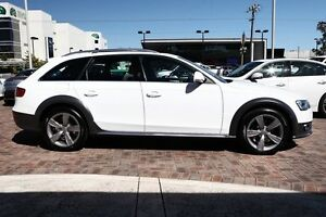 2014 Audi A4 B8 8K MY14 allroad S tronic quattro White 7 Speed Sports Automatic Dual Clutch Wagon Osborne Park Stirling Area Preview