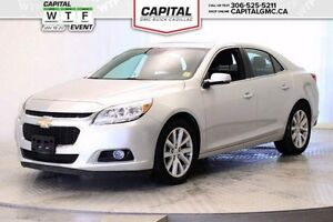 2016 Chevrolet Malibu Limited LTZ *Remote Start - Heated Leather