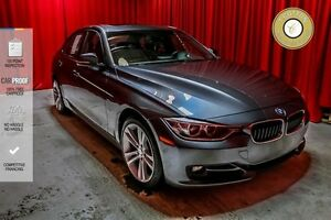 2013 BMW 3 Series SPORT LINE! LEATHER SEATS! SUNROOF!