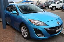 2011 Mazda 3 ..... SP25 Blue Automatic Hatchback Minchinbury Blacktown Area Preview