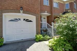 Spacious Open Concept Townhouse In High Demand Area
