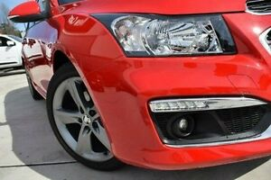 2016 Holden Cruze JH Series II MY16 SRI Z-Series Red 6 Speed Sports Automatic Sedan Pennant Hills Hornsby Area Preview