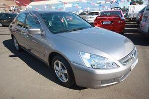 2005 Honda Accord V6 Silver 5 Speed Automatic Sedan Kingsville Maribyrnong Area Preview