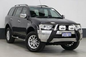 2011 Mitsubishi Challenger PB MY11 LS (5 Seat) (4x4) Grey 5 Speed Automatic Wagon Bentley Canning Area Preview