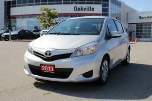 2013 Toyota Yaris LE w/Power Windows & Bluetooth