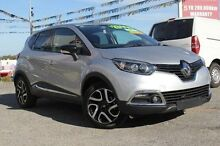 2015 Renault Captur  Grey Sports Automatic Dual Clutch Hatchback Wangara Wanneroo Area Preview