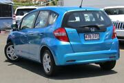 2012 Honda Jazz GE MY12 GLi Blue 5 Speed Automatic Hatchback Nundah Brisbane North East Preview