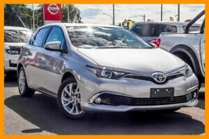 2017 Toyota Corolla ZRE182R Ascent Sport S-CVT Silver 7 Speed Constant Variable Hatchback Aspley Brisbane North East Preview