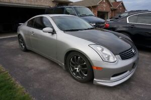 2003 Infiniti G35 Coupe Coupe, Mild Mods, $7500 Safetied/Etested