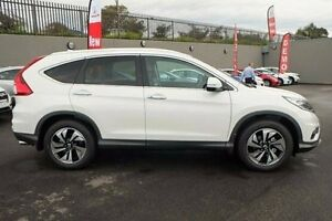 2016 Honda CR-V 30 Series 2 MY17 VTi-L (4x4) White Orchid 5 Speed Automatic Wagon Wangara Wanneroo Area Preview