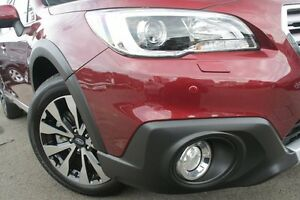 2015 Subaru Outback MY15 3.6R Red 6 Speed Continuous Variable Wagon Zetland Inner Sydney Preview