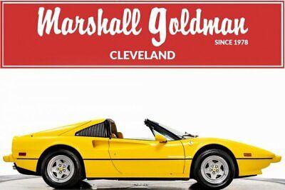 1981 Ferrari 308 GTSi  1981 Ferrari 308 GTSi  2D Coupe 3.0L SOHC V8 Manual