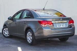 2011 Holden Cruze JG CD Grey 6 Speed Sports Automatic Sedan Myaree Melville Area Preview