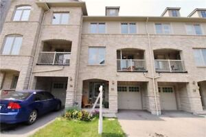 *Prime Ajax Location *Freehold Townhouse *
