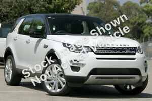 2015 Land Rover Discovery Sport L550 15MY SD4 HSE Luxury White 9 Speed Sports Automatic Wagon Parkside Unley Area Preview
