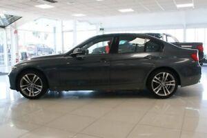 2012 BMW 328I F30 Grey 8 Speed Sports Automatic Sedan