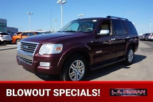 2007 Ford Explorer 4X4 LIMITED LEATHER Priced To Sell!