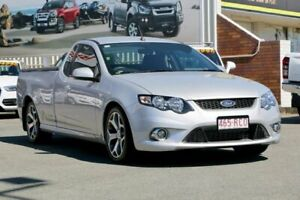 2010 Ford Falcon FG XR6 Ute Super Cab Lightning Strike 6 Speed Sports Automatic Utility Cleveland Redland Area Preview