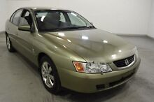 2004 Holden Commodore VY II Executive Green 4 Speed Automatic Sedan Moorabbin Kingston Area Preview