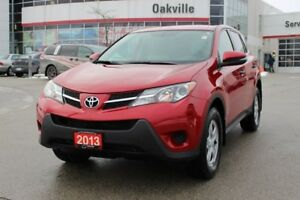 2013 Toyota RAV4 LE w/ Bluetooth & No Accidents