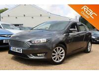 2015 15 FORD FOCUS 1.0 TITANIUM 5D 124 BHP - RAC DEALER