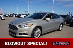 2015 Ford Fusion ALL WHEEL DRIVE Accident Free,  Leather,  Heate