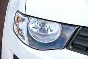 2014 Mitsubishi Triton MN MY15 GL White 5 Speed Manual Cab Chassis Wangara Wanneroo Area Preview
