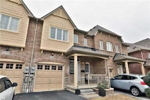 3 Bed / 4 Bath Townhouse W/ Fin Bsmnt In Churchill Meadows