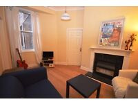 Bright 1 bedroom flat near to Lothian Road available March – NO FEES
