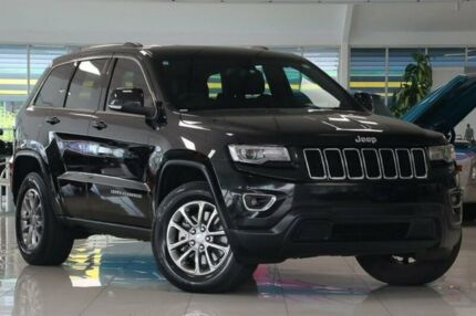 2014 Jeep Grand Cherokee WK MY2014 Laredo 4x2 Black 8 Speed Sports Automatic Wagon