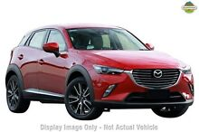 2015 Mazda CX-3 DK4W7A Akari SKYACTIV-Drive AWD Red 6 Speed Sports Automatic Wagon Mount Gambier Grant Area Preview
