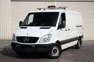 2011 Mercedes-Benz Sprinter NCV3 MY11 316CDI Low Roof MWB White 5 Speed Automatic Van Seaford Frankston Area Preview