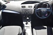 2012 Mazda 3 BL10F2 Neo Activematic Grey 5 Speed Sports Automatic Sedan Hoppers Crossing Wyndham Area Preview