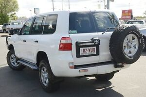 2016 Toyota Landcruiser VDJ200R GX Glacier White 6 Speed Sports Automatic Wagon Acacia Ridge Brisbane South West Preview