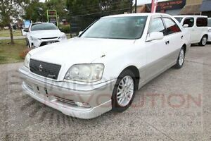 1999 Toyota Crown JZS171 JZS171 White Automatic Sedan Bayswater Knox Area Preview