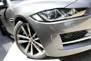 2015 Jaguar XE 20T R-Sport Grey 8 Speed Automatic Sedan