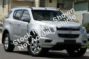 2013 Holden Colorado 7 RG MY13 LTZ Silver 6 Speed Sports Automatic Wagon Noosaville Noosa Area Preview