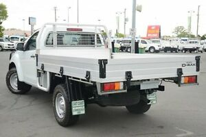 2013 Isuzu D-MAX MY12 SX Alpine White 5 Speed Manual Cab Chassis Acacia Ridge Brisbane South West Preview