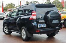 2014 Toyota Landcruiser Prado KDJ150R MY14 GXL Metal Storm 5 Speed Sports Automatic Wagon Wangara Wanneroo Area Preview
